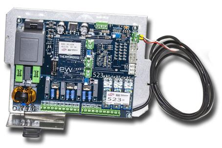 Platine inklusive software f r thermorossi compact h2o 18 for Thermorossi h2o 18 prezzo
