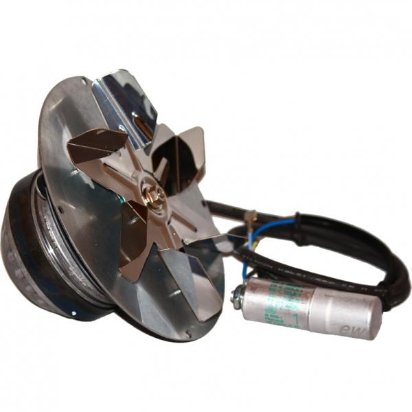 Abgasventilator thermorossi pelletofen viele modelle for Thermorossi ecotherm 3000